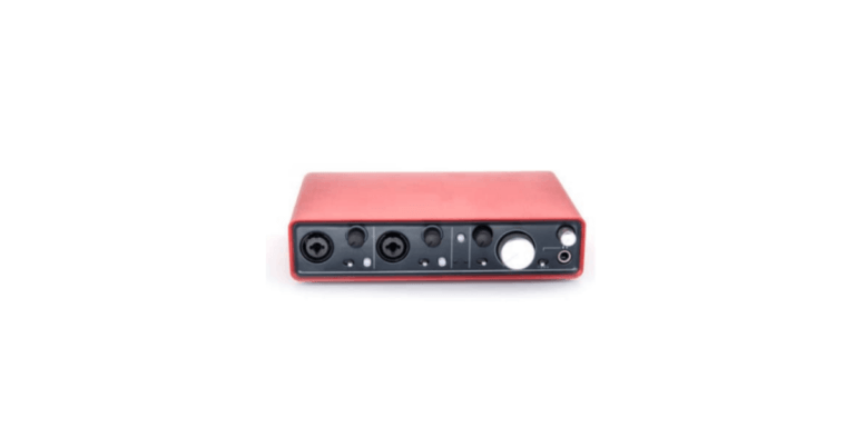 best audio interface in india