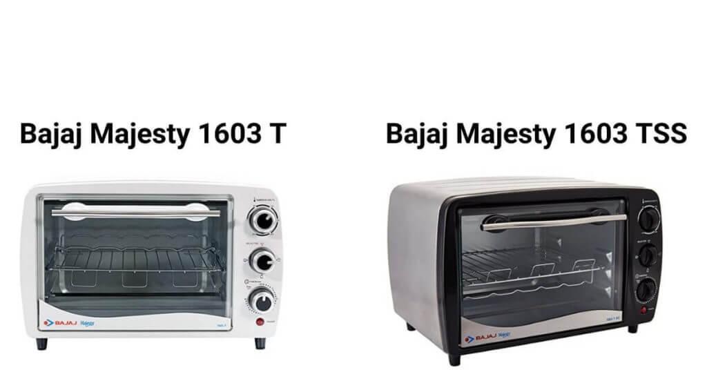 Bajaj Majesty 1603 T vs Bajaj Majesty 1603 TSS