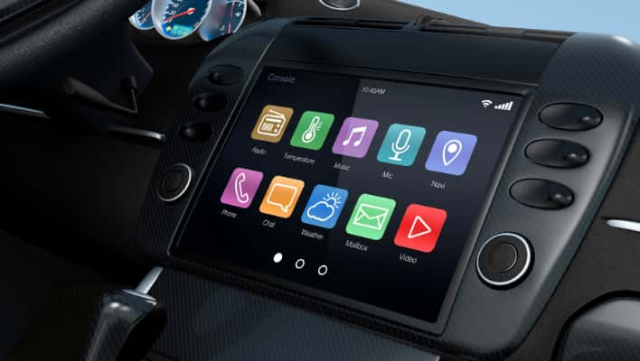 Top Touch Screen Music System for Car in India