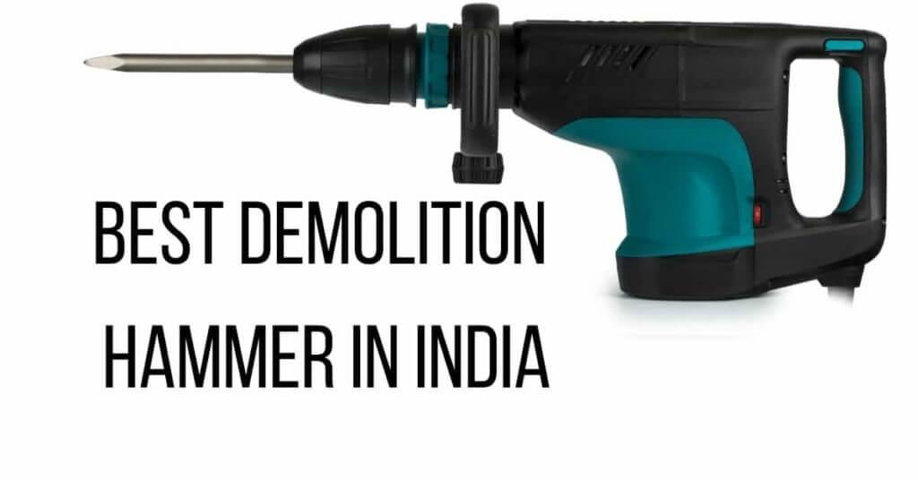 Best-Demolition-Hammer-in-India