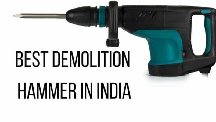 Top Demolition Hammer in India